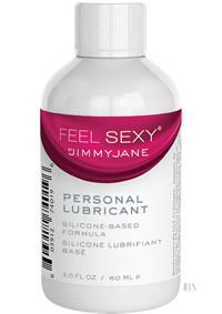 Feel Sexy Lubricant Silicone 2oz