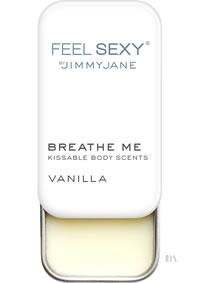 Feel Sexy Breathe Me Body Scents Vanilla
