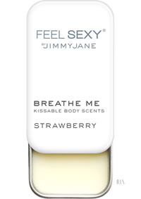 Sexy Breathe Me Body Scents Strawberry