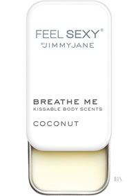 Feel Sexy Breathe Me Body Scents Coconut