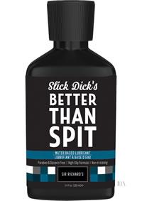 Slick Dicks Waterbased Lubricant 3.4oz