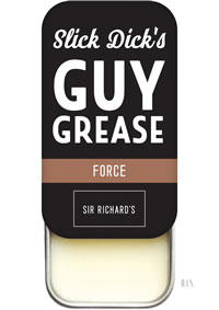 Slick Dicks Guys Grease Cologne Force