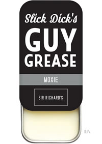 Slick Dicks Guy Grease Cologne Moxie