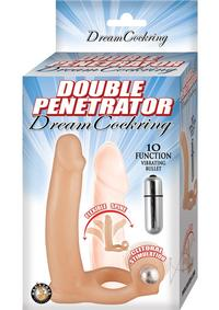 Double Penetrator Dream Cring