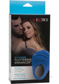 Silicone Fluttering Enhancer Blue (disc)