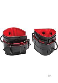 Kink Leather Accessorie Wrist Restraints