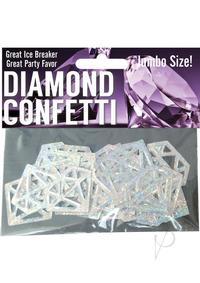 Diamond Mylar Confetti