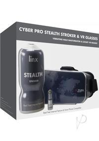Linx Cyber Pro Steath Stroker/vr Headset