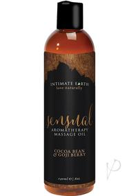 Sensual Massage Oil Cocoa/goji 8oz