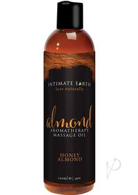 Honey Almond Massage Oil 4oz