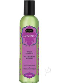 Naturals Massage Oil Island Passion Berr