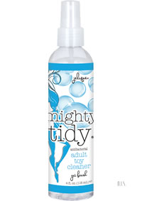 Mighty Tidy Toy Cleaner 4oz Spray