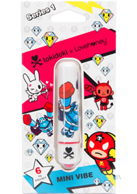 Tokidoki Circuits Mini Vibe White (disc)