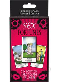 Sex Fortunes Card Game