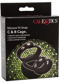Silicone Tri Snap Candb Cage