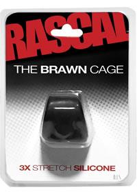 Rascal Brawn Cage Black
