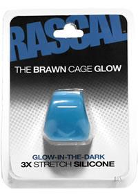 Rascal Brawn Cage Glow Blue
