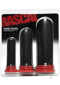 Rascal Ass Rod Training Kit 3pc