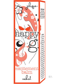 Happy G Excitement Balm .5floz