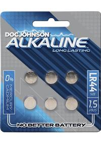 Dj Alkaline Batteries Lr44