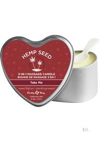 Heart Massage Candle Take Me