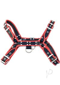Rouge Oth Front Harness Lg Black/red