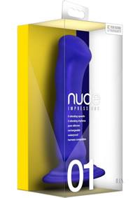 Nude Impressions 01 Blue