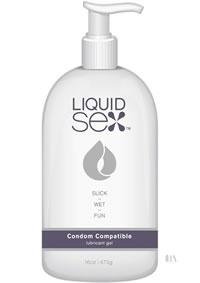 Liquid Sex Condom Compatible Lube Gel