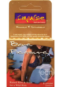 Impulse Bare Pleasure 3pk