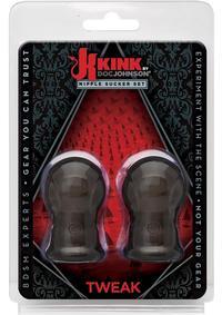 Kink Nipple Sucker Set