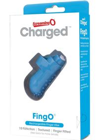 Charged Fingo Vooom Mini Vibe Blu-indv