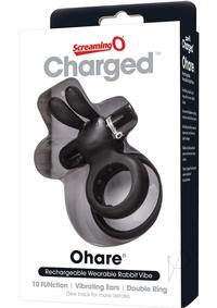Charged Ohare Vooom Mini Vibe Black