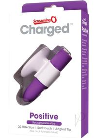 Charged Positive Vibe Grape