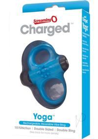 Charged Yoga Vooom Mini Vibe Blue