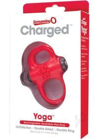 Charged Yoga Vooom Miini Vibe Red