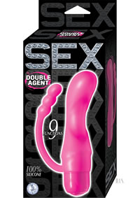 Sex Double Agent Pink(disc)