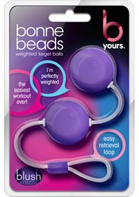 B Yours Bonne Beads Purple