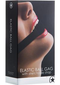 Ouch! Elastic Ball Gag
