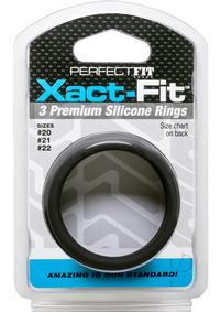 Xact Fit Cockring Kit Lrg - Xl