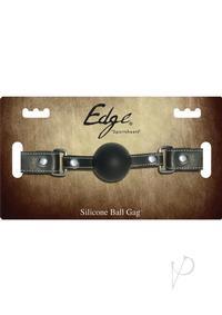 Edge Silicone Ball Gag