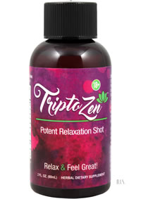 Tripto Zen Relaxation Shot 2oz
