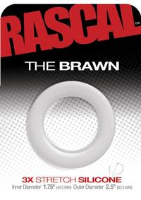 Rascal The Brawn Cockring Clear