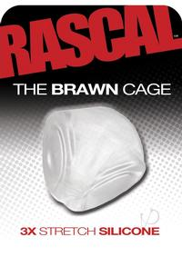 Rascal The Brawn Cage Clear