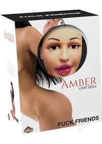 Fuck Friends Amber Love Doll