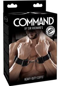 Sir Richards Command Heavy Duty Cuff