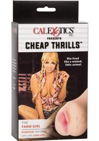 Cheap Thrills The Farmgirl Stroker