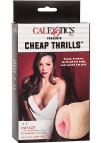 Cheap Thrills The Harlot Stroker