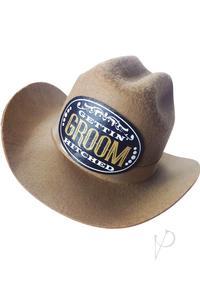 Groom Cowboy Hat