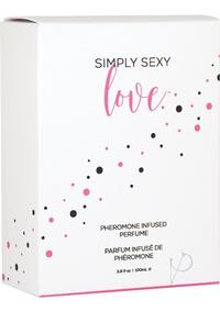 Simply Sexy Love Pheromone Perfume 100ml