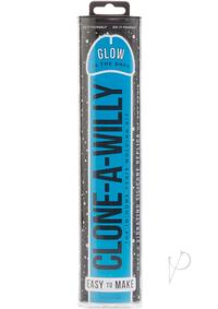 Clone A Willy Glow In The Dark Blue